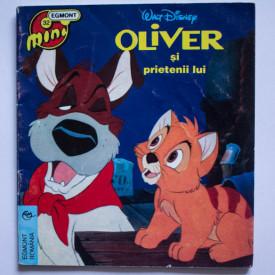 Oliver si prietenii lui (carte Walt Disney)