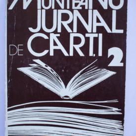 Romul Munteanu - Jurnal de carti 2