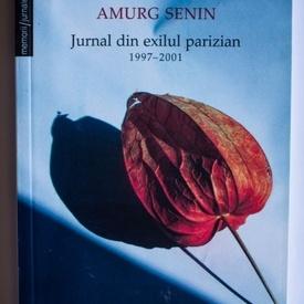 Sanda Stolojan - Amurg senin. Jurnal din exilul parizian (1997-2001)