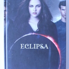 Stephenie Meyer - Eclipsa (editie hardcover)