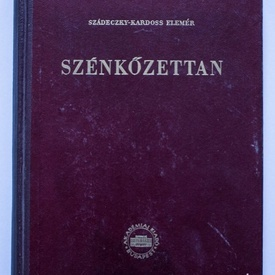 Szadeczky-Kardoss Elemer - Szenkozettan (editie hardcover, in limba maghiara)