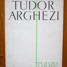 Tudor Arghezi - Frunze (editie hardcover)