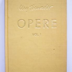 Ury Benador - Opere I (Final grotesc. Subiect banal) (editie hardcover)