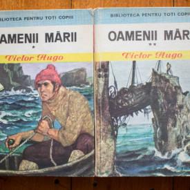 Victor Hugo - Oamenii marii (2 vol., editie hardcover)