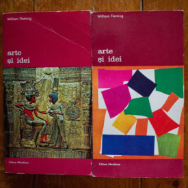 William Fleming - Arte si idei (2 vol.)