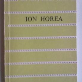 Ion Horea - Eu trebuie sa fiu. Cele mai frumoase poezii