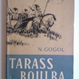 N. V. Gogol - Tarass Boulba (editie hardcover, in limba franceza)