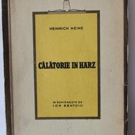 Heinrich Heine - Calatorie in Harz