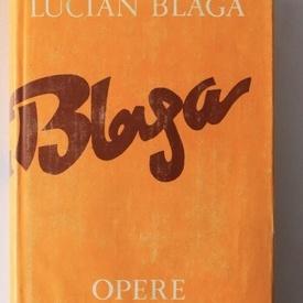 Lucian Blaga - Opere 10. Opere filozofice (editie hardcover)