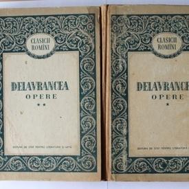 Barbu Delavrancea - Opere (2 vol., editie hardcover)