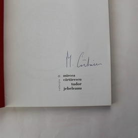 Mircea Cartarescu - Cincizeci de poeme (cu autograf)
