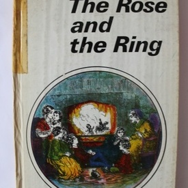William Makepeace Thackeray - The Rose and the Ring (editie hardcover)