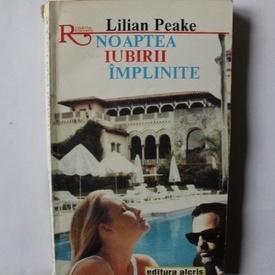 Lilian Peake - Noaptea iubirii implinite