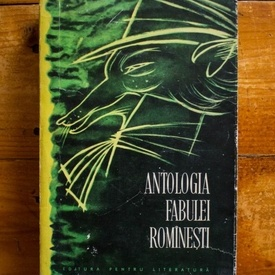 Colectiv autori - Antologia fabulei romanesti