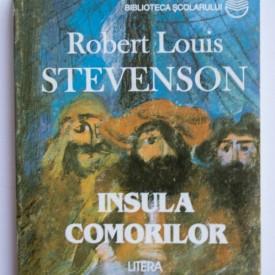 Robert Louis Stevenson - Insula comorilor