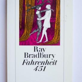 Ray Bradbury - Fahrenheit 451 (editie in limba germana)