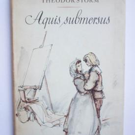 Theodor Storm - Aquis submersus (editie hardcover)
