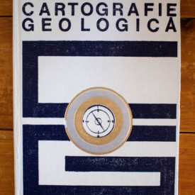 S. Pauliuc - Cartografie geologica (editie hardcover)