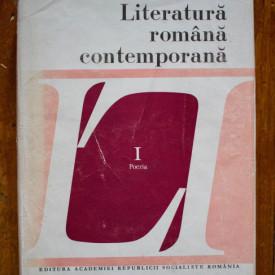Marin Bucur (coord.) - Literatura romana contemporana. Poezia (vol. I, editie hardcover)