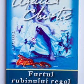 Agatha Christie - Furtul rubinului regal