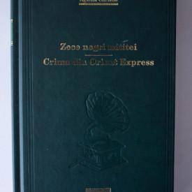 Agatha Christie - Zece negri mititei. Crima din Orient Express (editie hardcover)