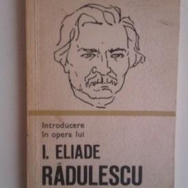Al. Piru - Introducere in opera lui I. Eliade Radulescu