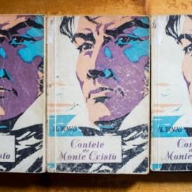 Alexandre Dumas - Contele de Monte Cristo (3 vol.)