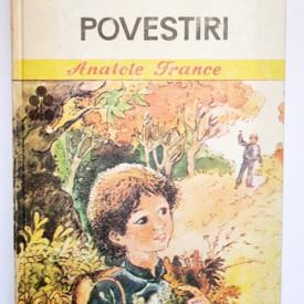 Anatole France - Povestiri (editie hardcover)
