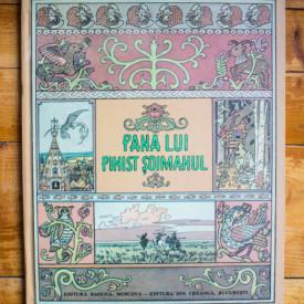 Basme fantastice rusesti - Pana lui Finist Soimanul (editie hardcover)