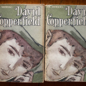Charles Dickens - David Copperfield (2 vol.)