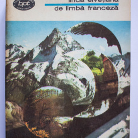Colectiv autori - Lirica elvetiana de limba franceza
