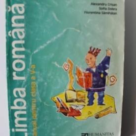 Colectiv autori - Manual de limba si literatura romana pentru clasa a V-a