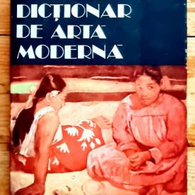 Constantin Prut - Dictionar de arta moderna (editie hardcover)