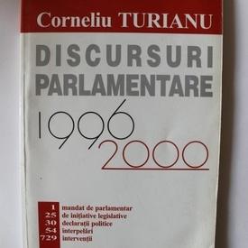 Corneliu Turianu - Discursuri parlamentare. 1996-2000