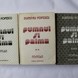 Dumitru Popescu - Pumnul si palma (3 vol.)