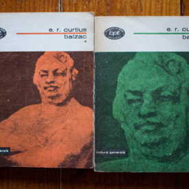 E. R. Curtius - Balzac (2 vol.)
