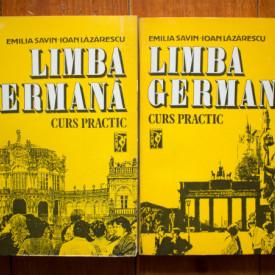 Emilia Savin, Ioan Lazarescu - Limba germana. Curs practic (2 vol.)