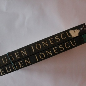 Eugen Ionescu - Teatru (2 vol., Rinocerii. Regele moare. Pietonii vazduhului. Setea si foamea. Cantareata cheala. Lectia. Scaunele. Ucigas fara simbri)