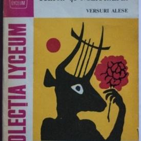 Eugen Jebeleanu - Harfa si Minotaurul. Versuri alese