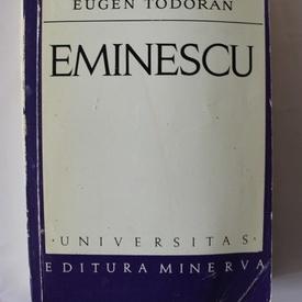 Eugen Todoran - Eminescu (volum de debut)