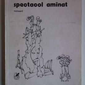 Florin Mugur - Spectacol amanat (cu autograf)