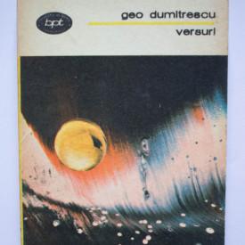Geo Dumitrescu - Versuri
