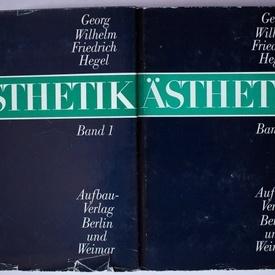 Georg Wilhelm Friedrich Hegel - Asthetik (2 vol., editie hardcover)