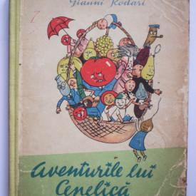 Gianni Rodari - Aventurile lui Cepelica (editie hardcover)