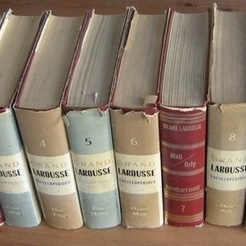 Grand Larousse Encyclopedique (10 volume) - editie in limba franceza