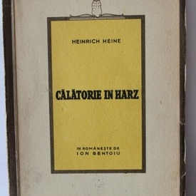 Heinrich Heine - Calatorie in Harz