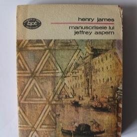 Henry James - Manuscrisele Lui Jeffrey Aspern