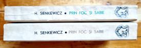 Henryk Sienkiewicz - Prin foc si sabie (2 vol.)