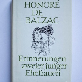 Honore de Balzac - Erinnerungen zweier junger Ehefrauen (editie hardcover)