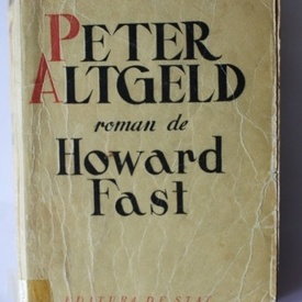 Howard Fast - Peter Altgeld